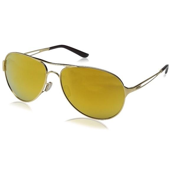 67cfb549802 Oakley Caveat Gold Mirrored Sunglasses. M 5b216fdd4ab633f3900ddaf4. Other  Accessories ...